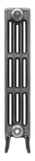 760mm Classic 4 column Cast Iron Radiators available in a range of paint and polished finishes
